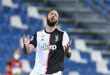 """""""Juventus"""" nori atsikratyti net 8 žaidėjais"""