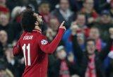 """Progas švaistę """"Liverpool"""" iškovojo bilietą į kitą Čempionų lygos etapą, """"Napoli"""" traukiasi į Europos lygą"""