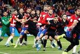 """""""Atletico"""" susitikimą su """"Granada"""" baigė lygiosiomis"""