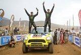 2014 metų Dakaro ralyje nugalėjo N.Roma, B.Vanagas finišavo 35-as