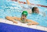 D.Rapšys Europos čempionato atrankoje aplenkė visus varžovus, Lietuvos rinktinė pagerino šalies rekordą