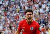 Anglija pirmą kartą per 28-erius metus žais pasaulio čempionato pusfinalyje
