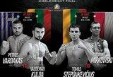 Dėl KOK čempiono titulo kovosiantys lietuviai: vienintelė taktika – išeiti ir kovoti