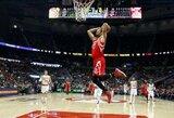 "K.J. McDanielsas sieks įrodyti savo vertę ""Raptors"" treneriams"