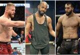D.Reyesas ar J.Blachowiczius: kas taps J.Joneso įpėdiniu? MMA kovotojai pateikė savo prognozes