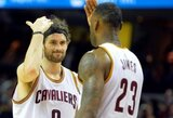 """""""Cavaliers"""" išpirko dalį gėdos prieš savo sirgalius"""