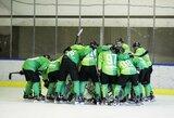 """""""Kaunas Hockey"""" tik po baudinių serijos įveikė """"Geležinį vilką"""""""
