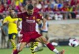 "ESPN: ""Liverpool"" nutraukė derybas su ""Roma"" dėl D.Lovreno"