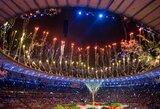 Rio olimpinių žaidynių estafetę perdavė Tokijui