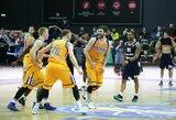 """Serbo metimas iš vidurio aikštės atnešė pergalę """"Khimki"""" ekipai"""