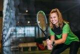 """Apie WTA dešimtuką ir olimpiadą svajojanti A.Paražinskaitė: """"Vėl degu noru, tikiu ir nežinau, kas galėtų mane sustabdyti"""""""