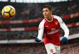"""""""Arsenal"""" ekipos žaidėjai laukia A.Sanchezo išvykimo"""