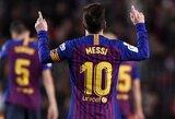 "L.Messi po triuškinančios pergalės prieš ""Sevilla"": ""Barcelona"" kovoja dėl kiekvieno titulo"""