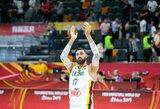 FIBA neplanuoja atšaukti olimpinių žaidynių atrankos turnyro