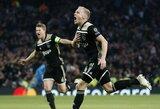 """""""Real"""" dėmesio sulaukęs D.Van De Beekas žais """"Ajax"""" Čempionų lygos atrankos rungtynėse su PAOK"""