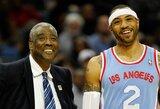 Įspūdingas K.Martino dėjimas pripažintas gražiausiu NBA dienos epizodu