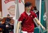 A.Plavinas atsirevanšavo P.Bartušiui ir laimėjo Lietuvos badmintono taurės etapą