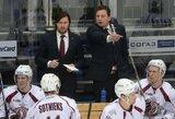 """Rygos """"Dinamo"""" KHL reguliariojo sezono pabaigoje """"trinktelėjo durimis"""""""