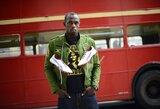 U.Boltas neš Jamaikos vėliavą Londono olimpiados atidaryme