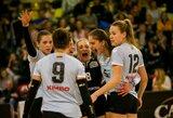 Baltijos moterų tinklinio lygoje – dramatiškos Jonavos ir Kauno ekipų pergalės