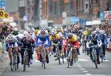 G.Bagdonas dviračių lenktynėse Belgijoje finišavo šeštas