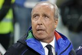 Oficialu: Italija atleido G.Venturą