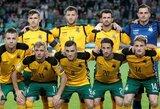 Lietuvos rinktinė birželį mes iššūkį pasaulio čempionato dalyvėms