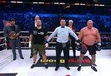 """M.Novosiolovas: """"Likus 5 valandoms sužinojau, kad esu boksininkas"""""""