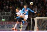 """Italijoje pergales iškovojo """"Napoli"""" ir """"Juventus"""""""