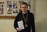 Pasaulio šaškių taurės etape Italijoje – visiškas lietuvių dominavimas