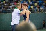 Europos imtynių čempionatas: G.Blekaitytė pralaimėjo Rusijos olimpietei