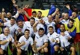 Rumunijos regbininkai perrašė pasaulio čempionatų istoriją
