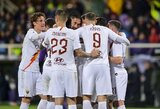 """""""Roma"""" vietiniame čempionate iškovojo užtikrintą pergalę"""