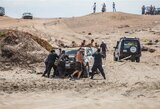 Įdomiausios Dakaro taisyklės: tūkstantinės baudos, prancūzų kalbos žinios ir (ne)legalūs telefonai