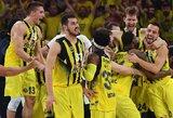 """Po pralaimėjimo finale """"Olympiacos"""" savininkai kritikavo naujuosius Eurolygos čempionus"""