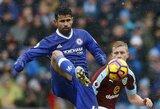 "D.Costa boikotuos ""Chelsea"" treniruotes"
