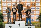 Lietuvos dviratininkai užėmė aukštas vietas netradicinėse BMX varžybose