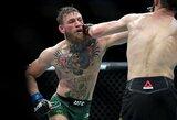 C.McGregoras dar kartą užsiminė apie sugrįžimą į UFC