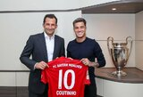 """Oficialu: P.Coutinho keliasi nuomos pagrindais rungtyniauti į """"Bayern"""""""