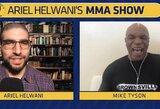 """Kvailiausią savo interviu prisiminęs M.Tysonas: """"Tada rūkiau per daug žolės"""""""