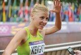 Stajerė R.Kergytė Taline atbėgo 3-ia, ultramaratoninkas G.Grinius Lenkijoje - 2-as