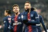 PSG futbolininkai vietiniame čempionate varžovams atseikėjo 9 įvarčius