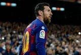 """Katalonų žvaigždė L.Messi: """"Žaisti futbolą yra dovana"""""""