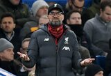 """J.Kloppas po pralaimėjimo """"Chelsea"""": """"Tik nereikia mūsų gailėti"""""""