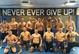 Lietuvos MMA geriausieji treniruojasi kartu