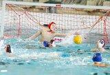 Europos tautų taurės vandensvydžio turnyre – dar dvi lietuvių pergalės