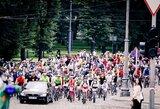 """F.Wurftas: """"Vairuotojai Lietuvoje tampa supratingesni, atlaidesni matydami dviratininką kelyje"""""""