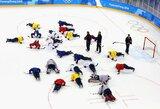 Šiaurės ir Pietų Korėjos jungtinė moterų ledo ritulio komanda: neeilinė ekipa susiduria su išskirtine problema