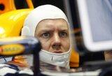 "S.Vettelis neketina palikti ""Red Bull"" komandos"