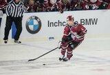 """N.Ališauskas atliko kuriozinį rezultatyvų perdavimą, """"Slovan"""" vartininkas išvytas iš aikštės, o """"Dinamo"""" priartėjo prie atkrintamųjų varžybų zonos"""
